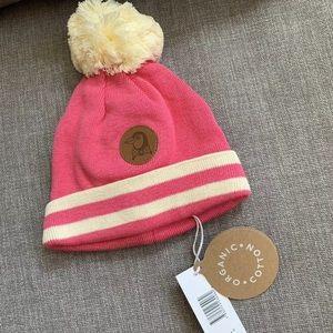 Mini Rodini Baby Newborn Designer Beanie Pink